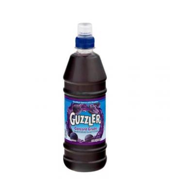 Guzzler Grape 20oz (591ml) Soda and Drinks