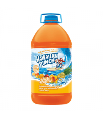 Hawaiian Punch - Mango Monsoon - HUGE 1 Gallon (3.78ltr) Soda and Drinks Hawaiian Punch
