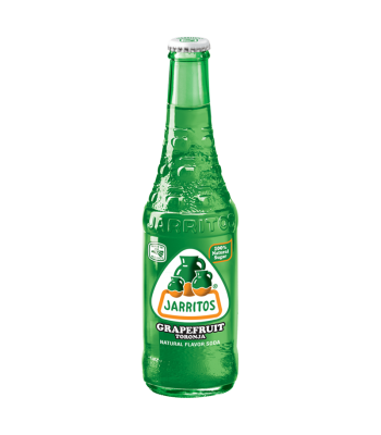 Jarritos Grapefruit Soda 12.5fl.oz (370ml) Soda and Drinks Jarritos