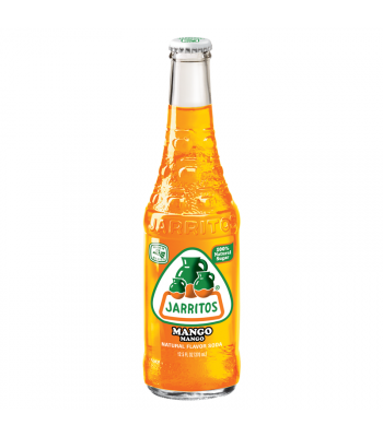 Jarritos Mango Soda 12.5fl.oz (355ml) Regular Soda Jarritos