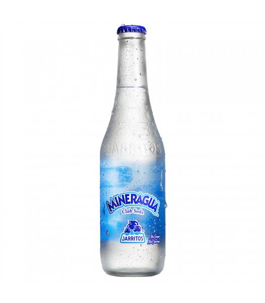Jarritos Mineragua Club Soda 12.5fl.oz (370ml) Diet Soda Jarritos