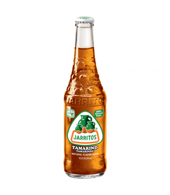 Jarritos Tamarind Soda 12.5fl.oz (370ml) Regular Soda Jarritos