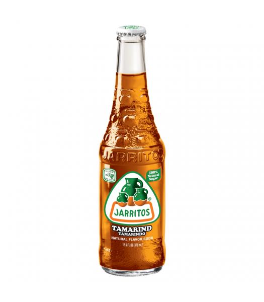 Jarritos Tamarind Soda 12.5fl.oz (370ml) Regular Soda Jarritos