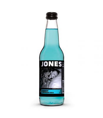 Jones Soda - Berry Lemonade - 12fl.oz (355ml) Regular Soda Jones Soda