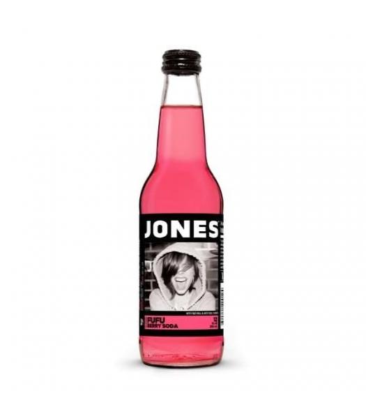 Jones Soda - Fufu Berry - 12fl.oz (355ml) Soda and Drinks Jones Soda