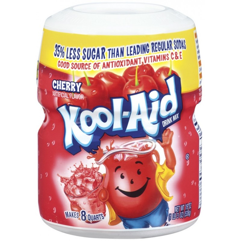 how to make kool aid drink mix