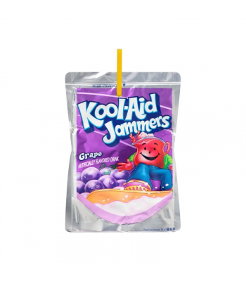 Kool Aid Jammer Grape - 6fl.oz (177ml)