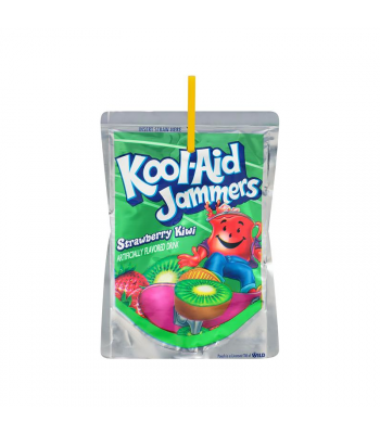 Kool Aid Jammer Kiwi Strawberry - 6fl.oz (177ml) Soda and Drinks Kool Aid