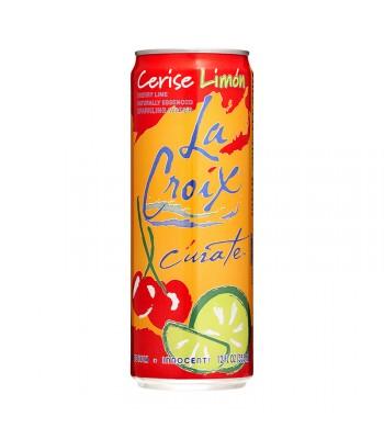 La Croix Cherry Lime Sparkling Water 12fl.oz (355ml) Soda and Drinks La Croix