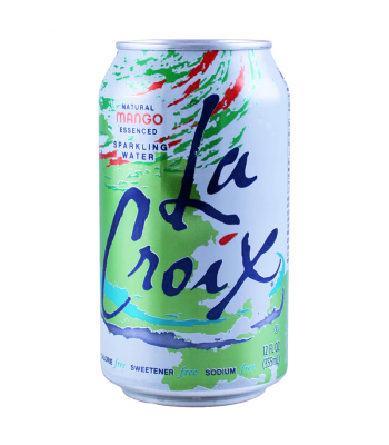 La Croix Mango Sparkling Water 12fl.oz (355ml) Regular Soda