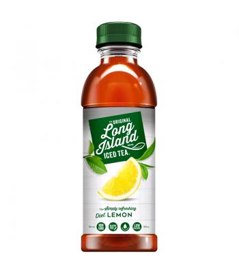 Long Island Ice Tea - Diet Lemon - 18fl.oz (532ml) Iced Tea