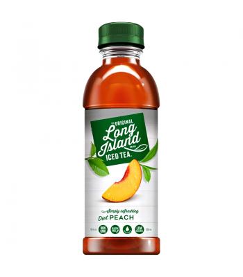 Long Island Ice Tea - Diet Peach - 18fl.oz (532ml) Iced Tea