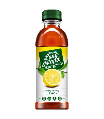 Long Island Ice Tea - Lemon - 18fl.oz (532ml) Iced Tea