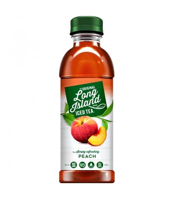 Long Island Ice Tea - Peach - 18fl.oz (532ml) Iced Tea