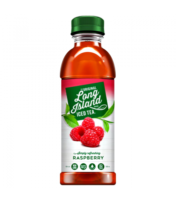 Long Island Ice Tea - Raspberry - 18fl.oz (532ml) Iced Tea