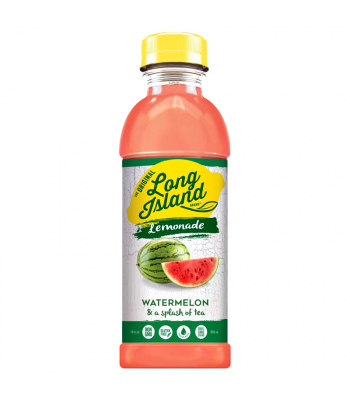 Long Island Lemonade - Watermelon - 18fl.oz (532ml) Iced Tea