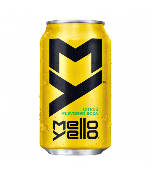 Mello Yello Soda - 12fl.oz (355ml) Soda and Drinks
