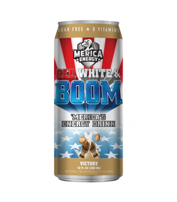 'Merica Energy Red White & Boom - Victory - 16fl.oz (480ml)