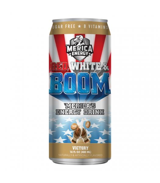 'Merica Energy Red White & Boom - Victory - 16fl.oz (480ml)