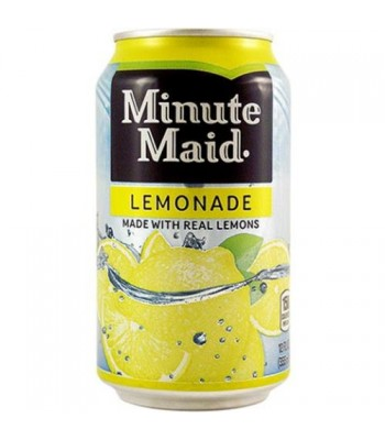 Minute Maid Lemonade - 12fl.oz (355ml)  Soda and Drinks Minute Maid