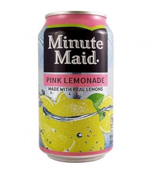 Minute Maid Pink Lemonade 355ml  Soda and Drinks Minute Maid