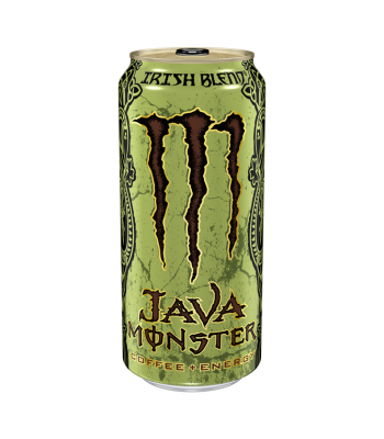Monster Java Irish Blend - 15fl.oz (443ml)  Soda and Drinks Monster
