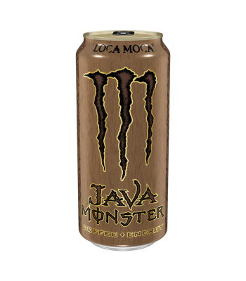 Monster Java Loca Moca 15fl.oz (443ml) Energy & Sports Drinks Monster