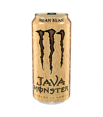 Monster Java Mean Bean 15fl.oz (443ml) Energy & Sports Drinks Monster