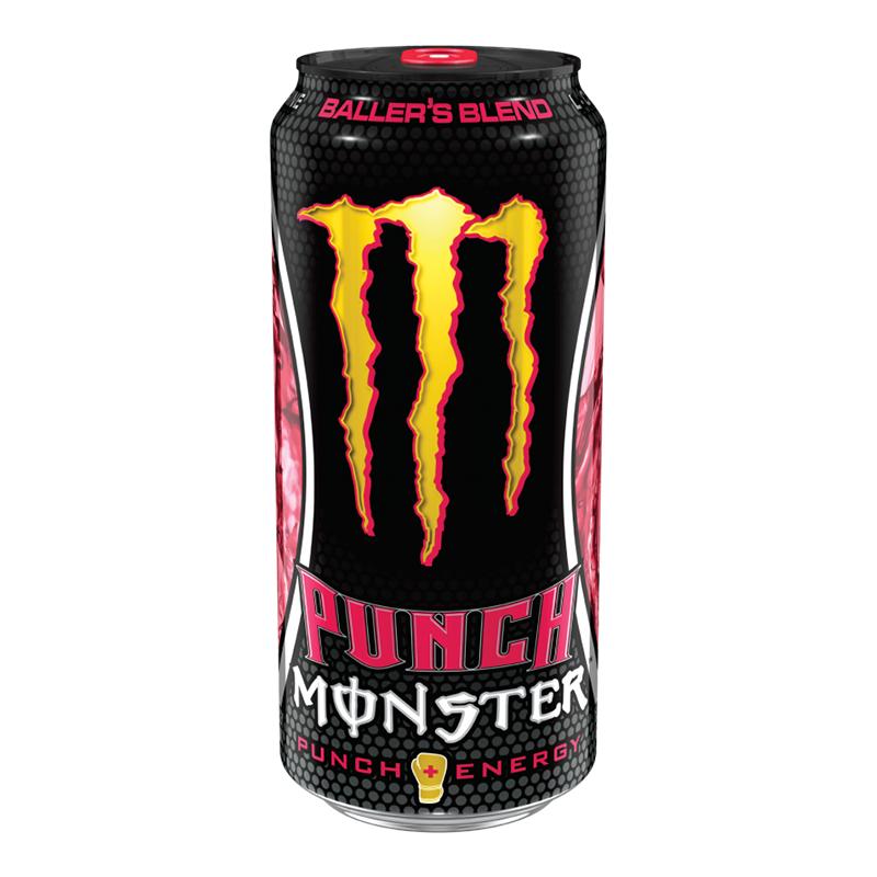 Monster energy.