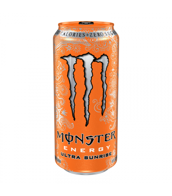 Monster Ultra Zero Sunrise 473ml