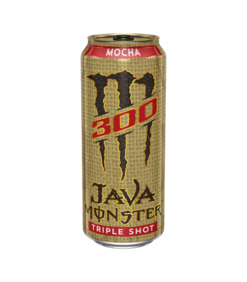 Monster Java 300 Triple Shot Mocha - 15oz (443ml) Soda and Drinks Monster