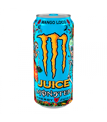 Monster Juice - Mango Loco (500ml) Soda and Drinks Monster