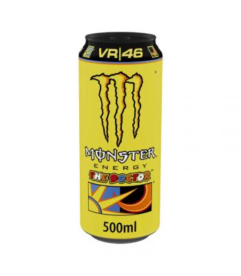 Monster Energy The Doctor - 500ml (EU) Soda and Drinks