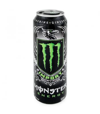 Monster Energy Import 18.6oz (550ml) Can