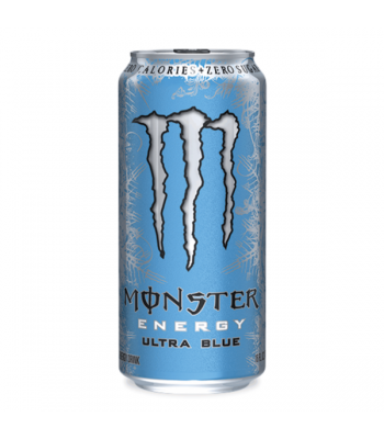 Monster Ultra Blue 473ml  Energy & Sports Drinks Monster