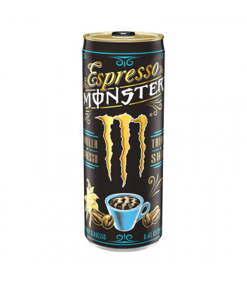 Monster Espresso Vanilla - 8.4fl.oz (248ml) Sweets and Candy Monster