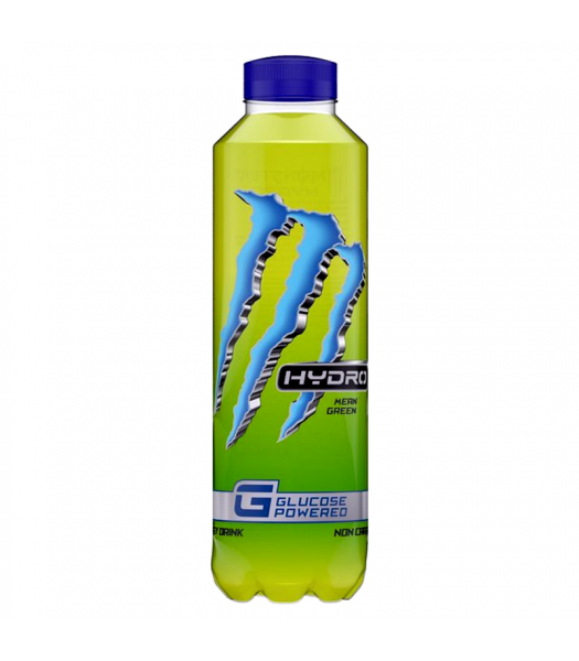 Monster Hydro - Mean Green (550ml) Soda and Drinks Monster