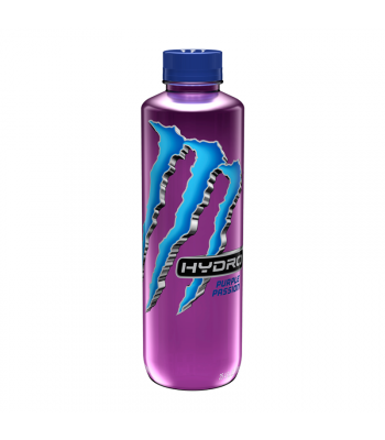 Monster Energy Hydro Purple Passion 25.4fl.oz (750ml) Soda and Drinks Monster