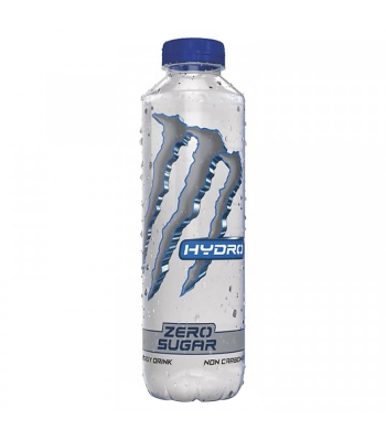 Clearance Special - Monster Hydro - Zero Sugar (550ml) **Best Before: March 20** Clearance Zone