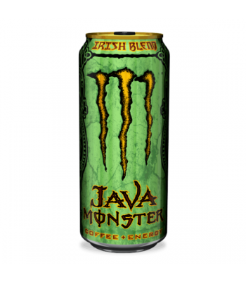 Monster Java Irish Blend 15oz (444ml)  Energy & Sports Drinks Monster