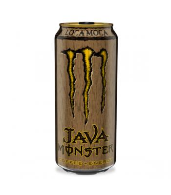 Monster Java Loca Moca 15fl.oz (443ml) Energy & Sports Drinks Monster