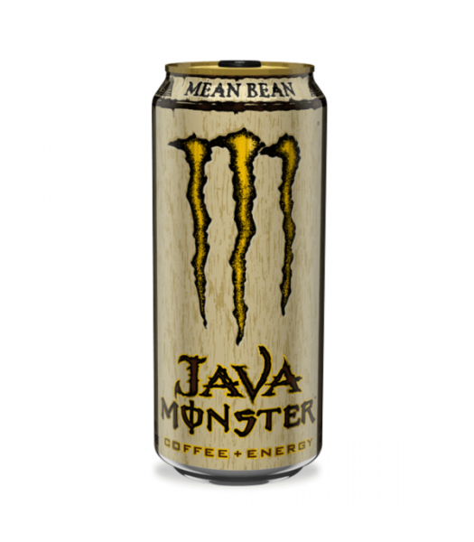 Monster Java Mean Bean 473ml  Energy & Sports Drinks Monster