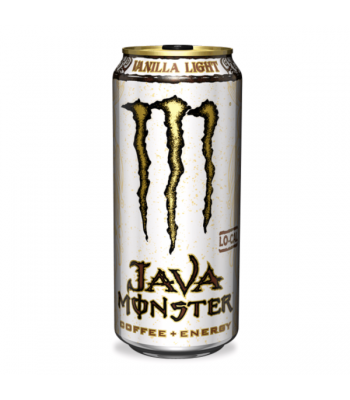 Monster Java Vanilla Light 473ml Energy & Sports Drinks Monster