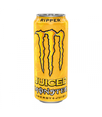 Monster Energy Juiced Ripper (500ml) Soda and Drinks Monster