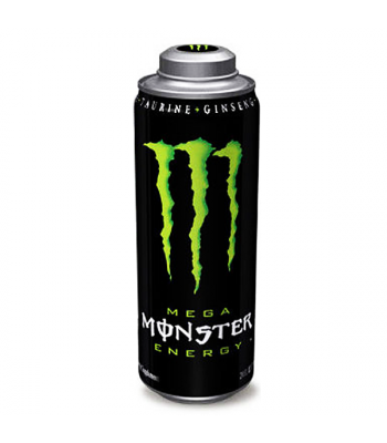 Clearance Special - Monster Energy MEGA (U.S Import) BIG 24oz can **Slight Damage** Clearance Zone