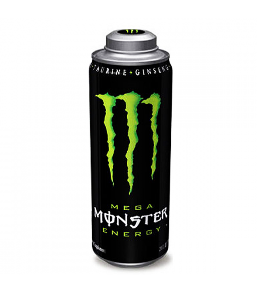 Monster Energy MEGA (U.S Import) BIG 24oz can Energy & Sports Drinks Monster