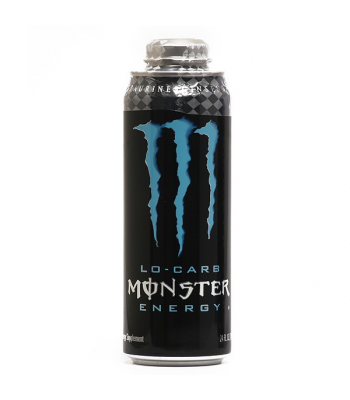 Monster Lo-Carb MEGA (U.S Import) BIG 24oz (710ml) CAN Energy & Sports Drinks Monster