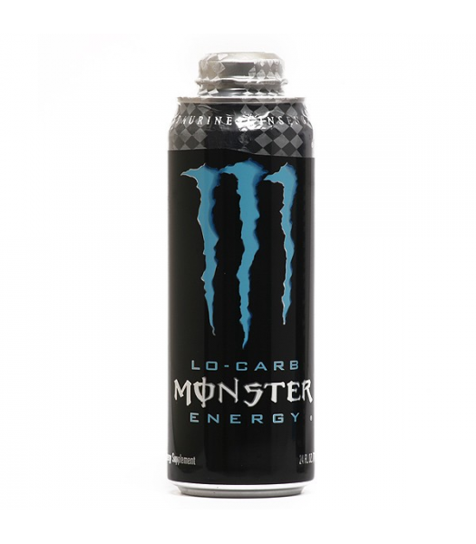 Clearance Special -Monster Lo-Carb MEGA (U.S Import) BIG 24oz (710ml) CAN **Slight Damage** Clearance Zone