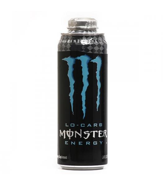 Monster Lo-Carb MEGA (U.S Import) BIG 24oz (710ml) CAN Energy & Sports Drinks Monster
