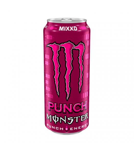 Monster Mixxd Fruit Punch - 500ml (EU) Soda and Drinks Monster